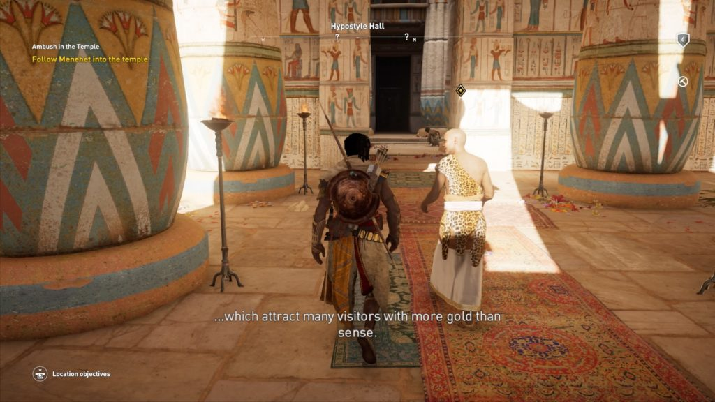 ac-origins-ambush-in-the-temple-quest-walkthrough