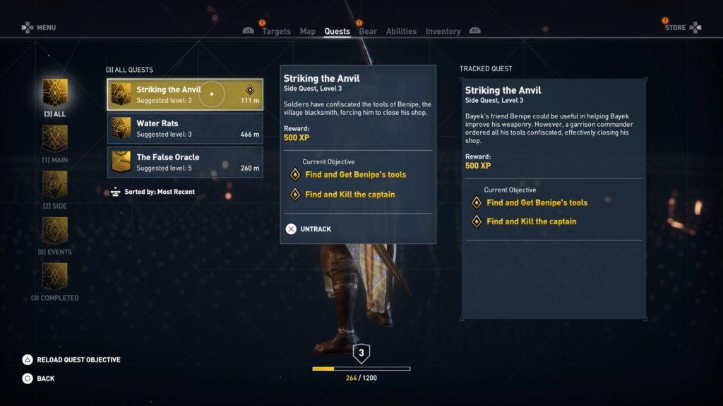 ac-origins-striking-the-anvil-quest-guide