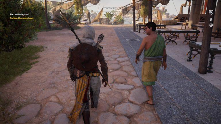 ac-origins-the-last-bodyguard-quest-guide