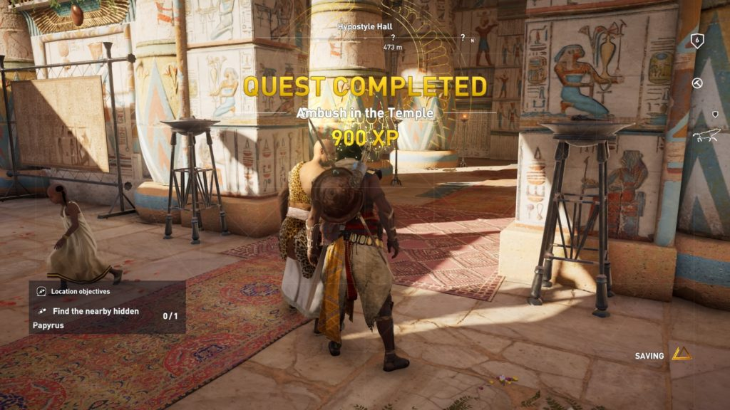 assassins-creed-origins-ambush-in-the-temple-walkthrough-location-of-kids