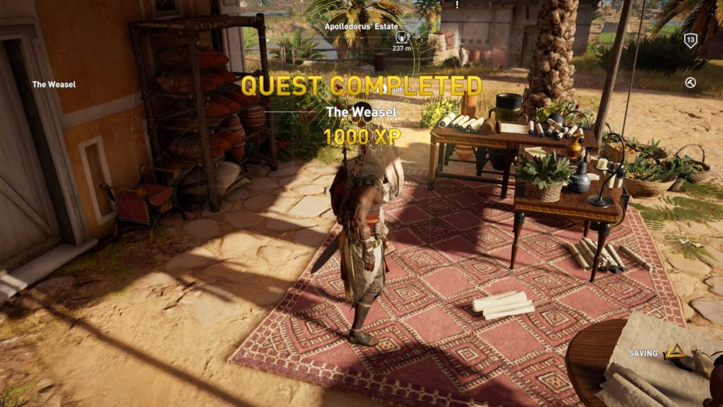 assassins-creed-origins-the-weasel-walkthrough