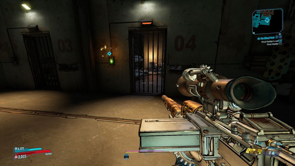 borderlands 3 - on the blood path wiki