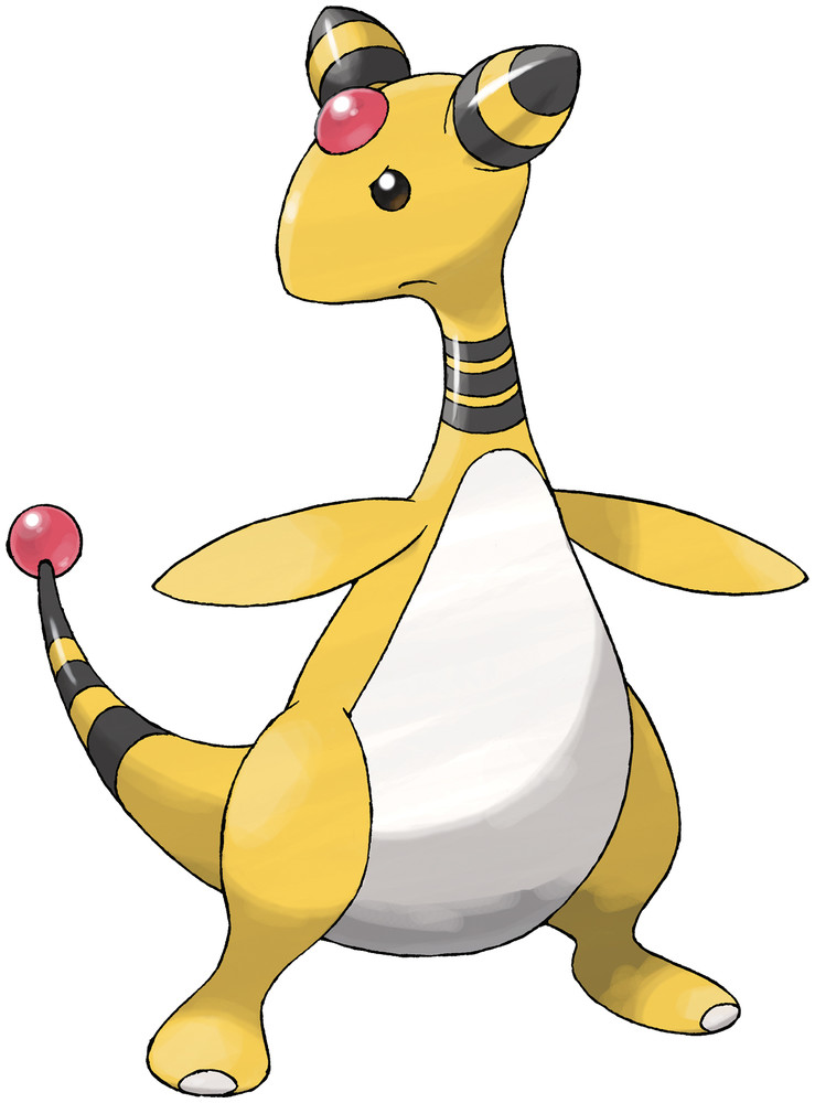 The Best Electric Type Pokemon From All Generations ...
