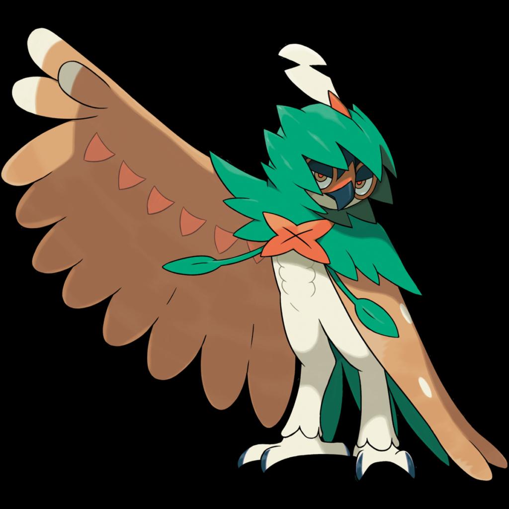 most powerful grass type pokemon now
