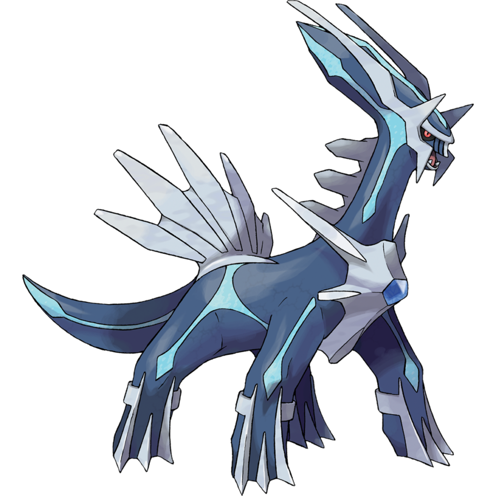 overpowered dragon type pokemon