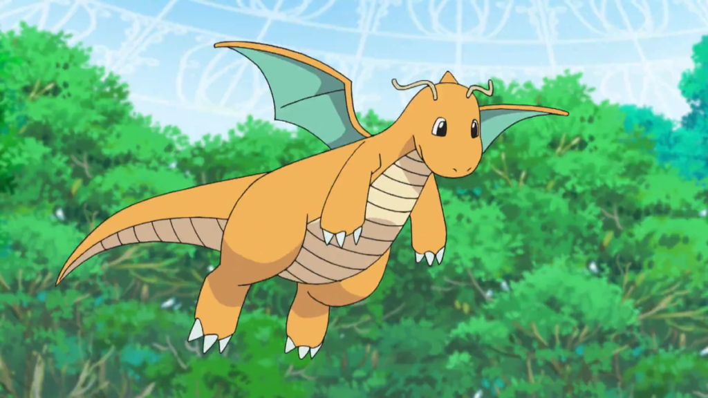 strongest dragon type pokemon