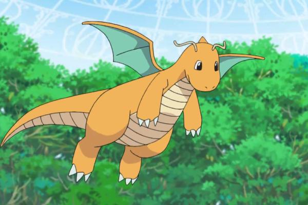 strongest dragon type pokemon