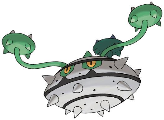 strongest grass type pokemon