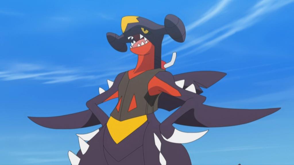 strongest dragon type pokemon up to eight generation