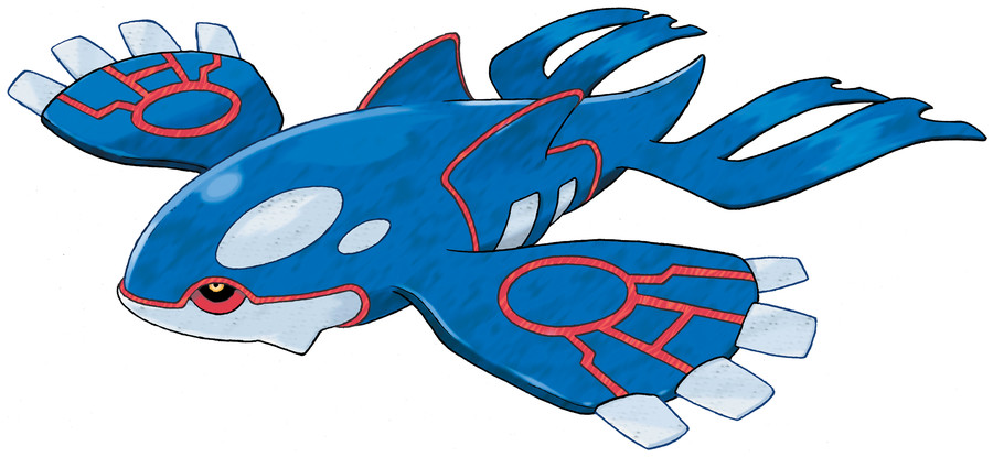 strongest water pokemon in the games