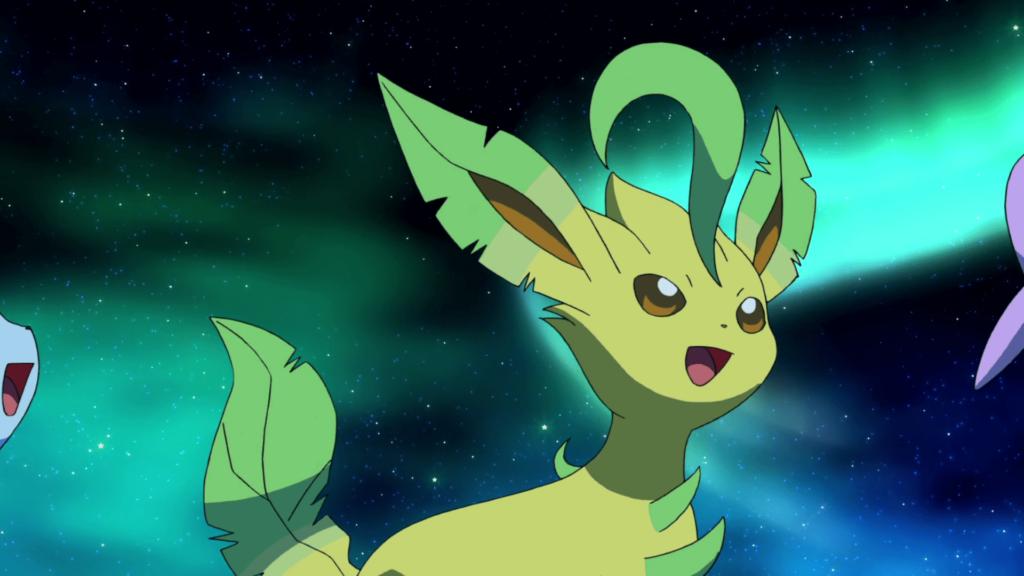 best grass type pokemon