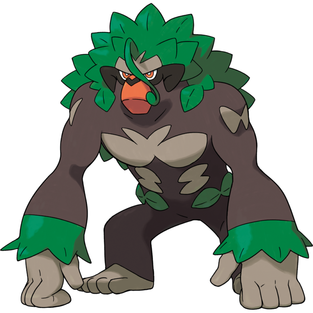 best grass type pokemon from all gens