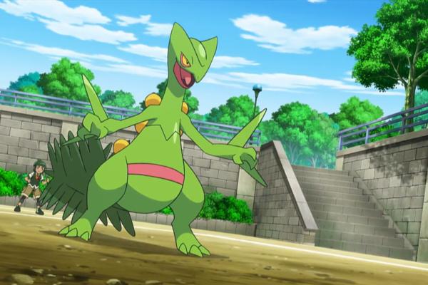 best grass type pokemon in all generations