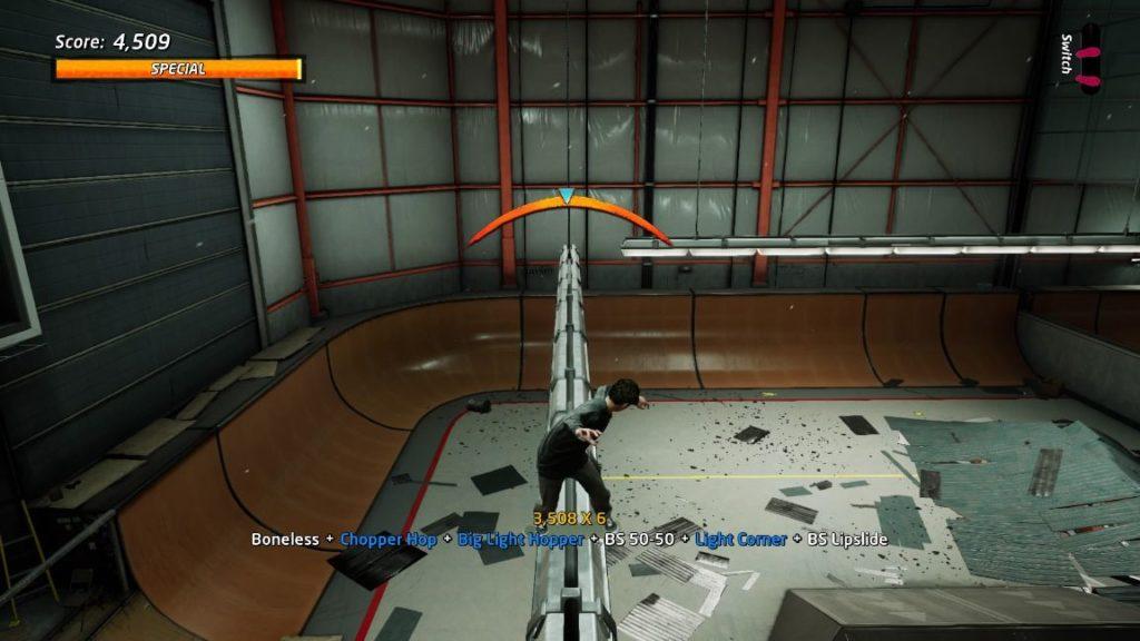 thps 1 + 2 - hangar gaps all guide