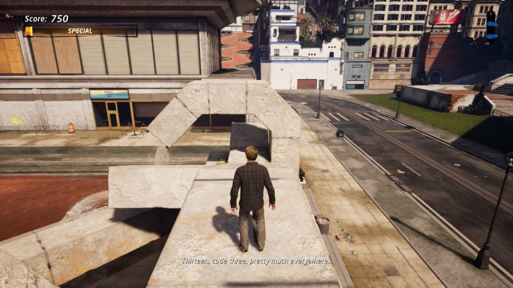 thps 1 + 2 - streets gaps guide