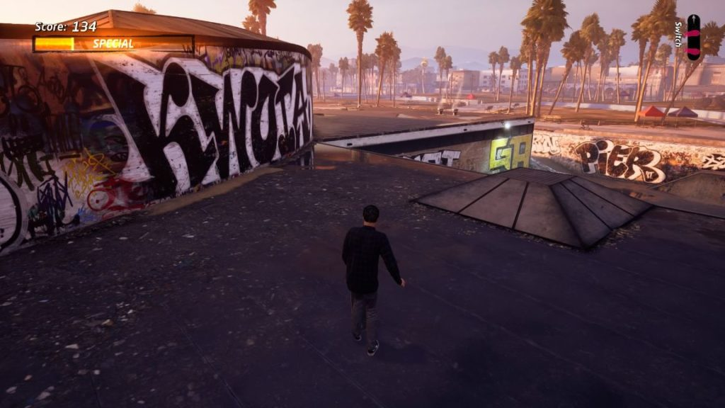 thps 1 + 2 - venice beach gaps how to perform