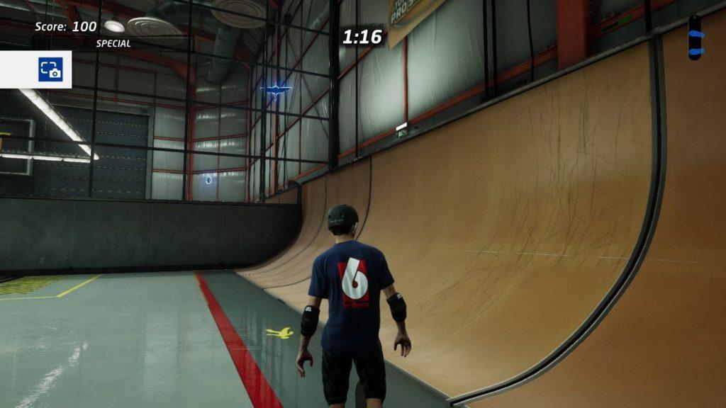 tony hawk pro skater 1 + 2 - hangar where is secret tape