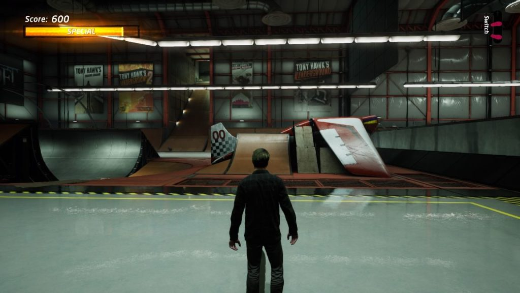 tony hawk's pro skater 1 + 2 - hangar gaps list and how to do
