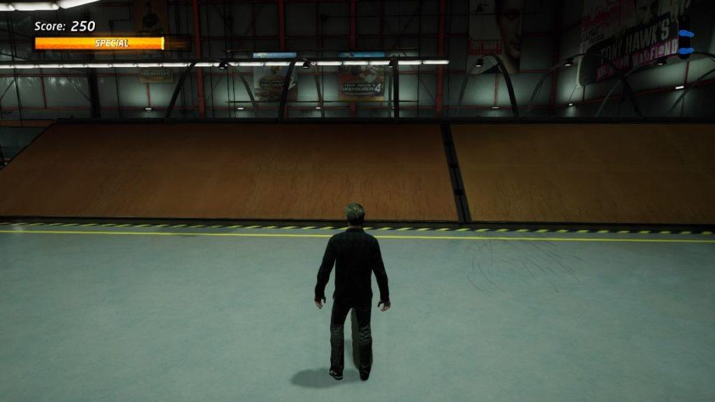 tony hawk's pro skater 1 + 2 - hangar gaps tips