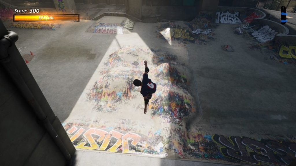 tony hawk's pro skater 1 + 2 - philadelphia gaps help