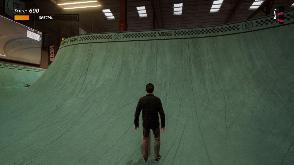 tony hawk's pro skater 1 + 2 - skate park gaps checklist