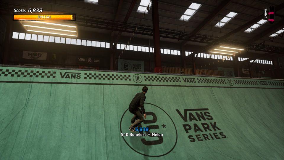 tony hawk's pro skater 1 + 2 - skate park gaps help