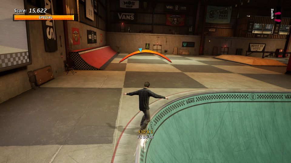 tony hawk's pro skater 1 + 2 - skate park gaps how to do