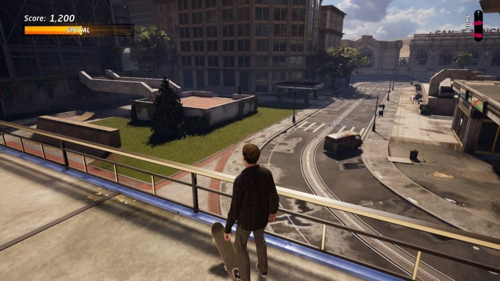 tony hawk's pro skater 1 + 2 - streets gap guide