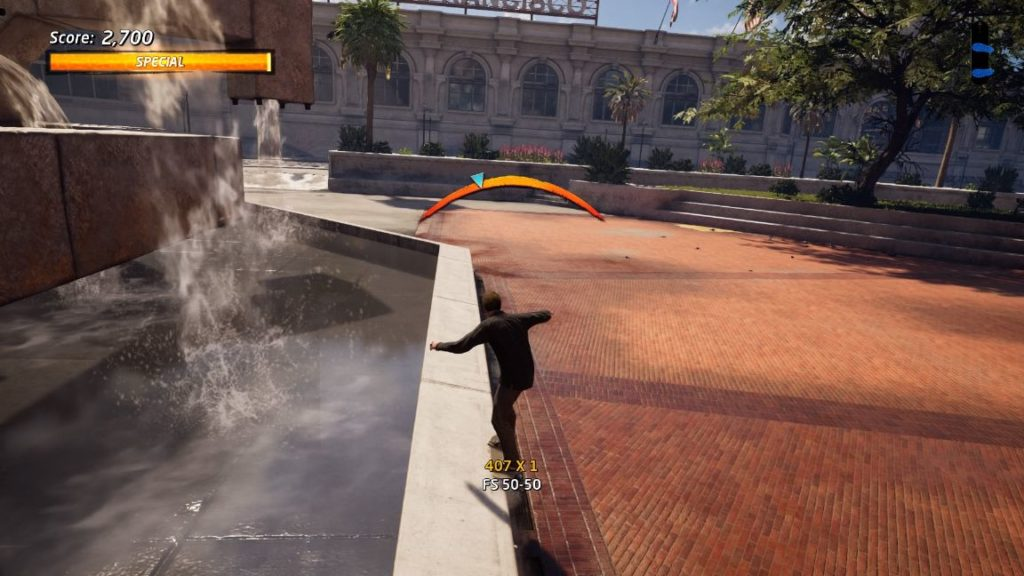 tony hawk's pro skater 1 + 2 - streets gap how to do all