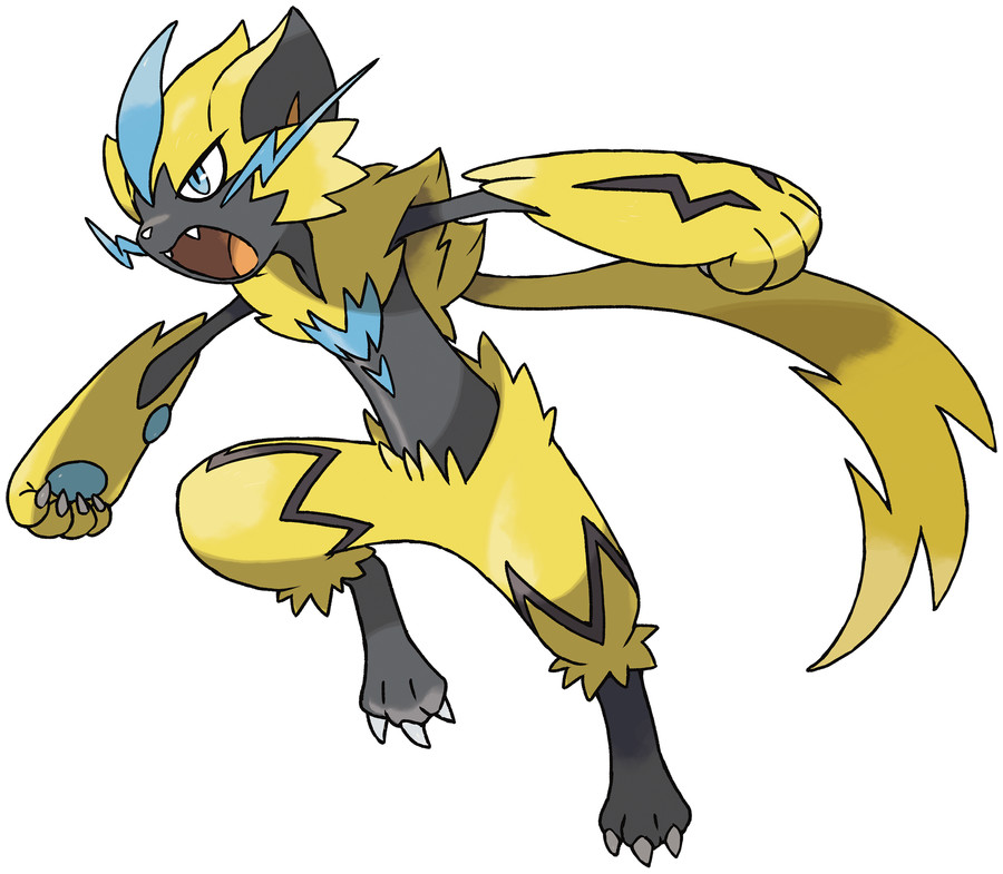 The Best Electric Type Pokemon From All Generations Ordinary Gaming