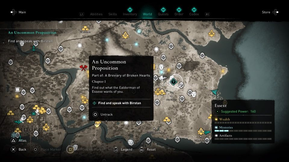 ac valhalla - an uncommon proposition guide