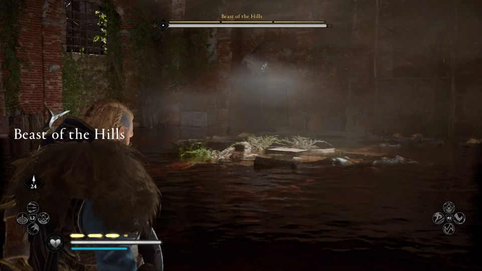 ac valhalla - beast of the hills how to beat
