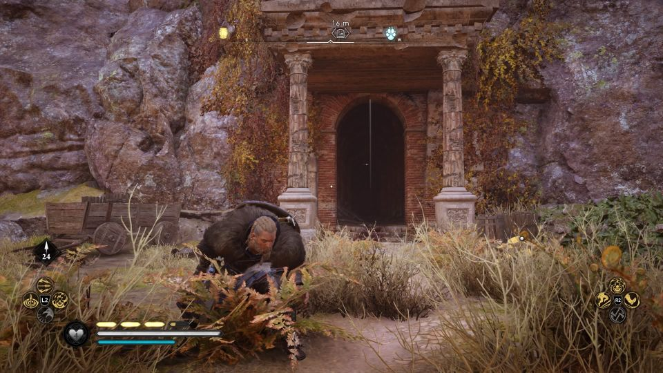 ac valhalla - beast of the hills how to defeat