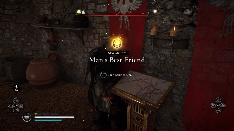 ac valhalla book of knowledge crepelgate fort how to access