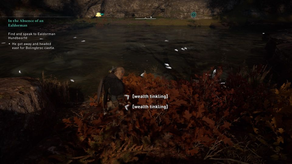 ac valhalla brown trout where to find