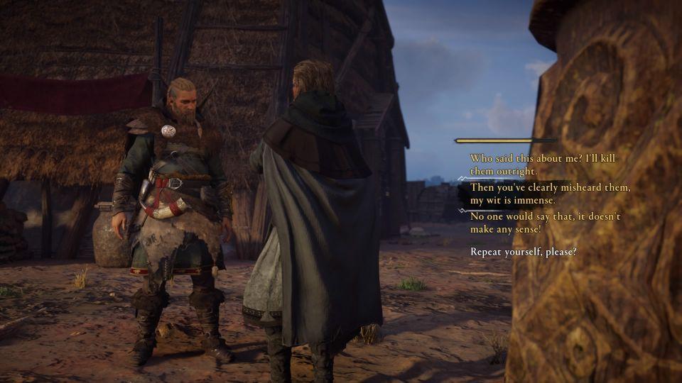 ac valhalla - chadwick monger of gossip answers