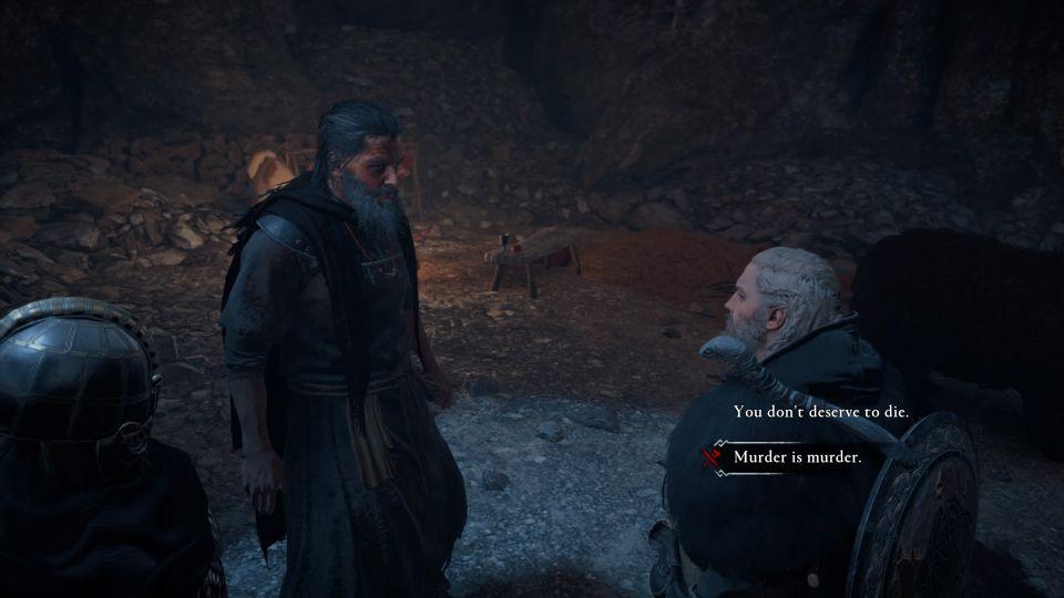 ac valhalla - devil's hole kill beastmaster