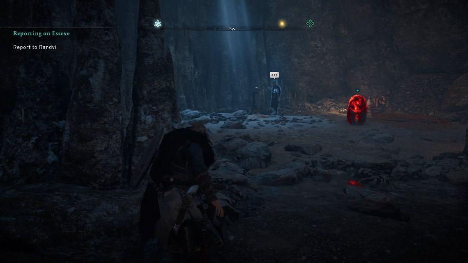 ac valhalla - devil's hole walkthrough