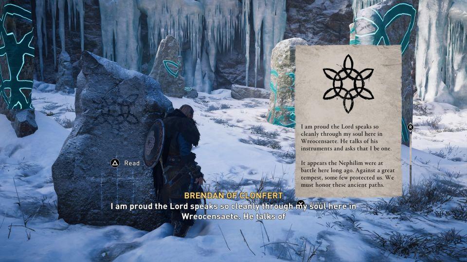 ac valhalla eorthburg hlaw standing stones guide
