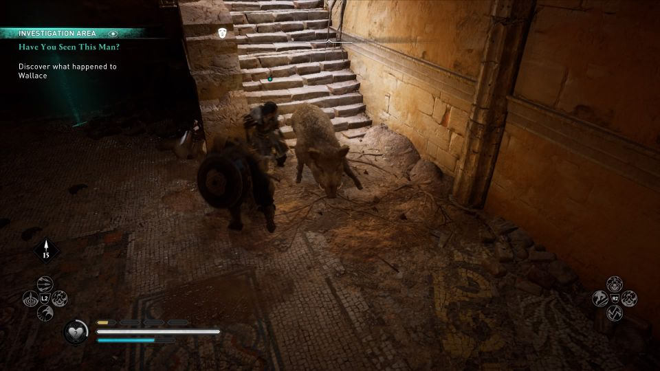 ac valhalla have you seen this man petra location