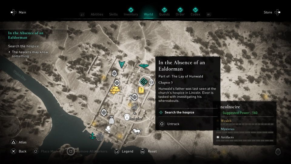 ac valhalla - in the absence of an ealdorman guide