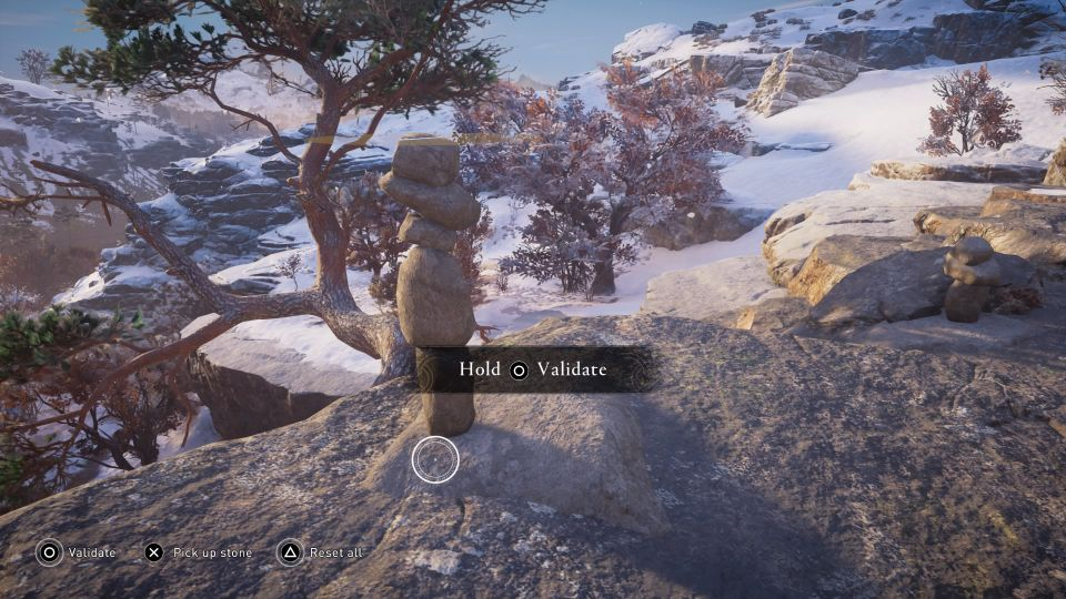 ac valhalla kinder downfall cairn walkthrough