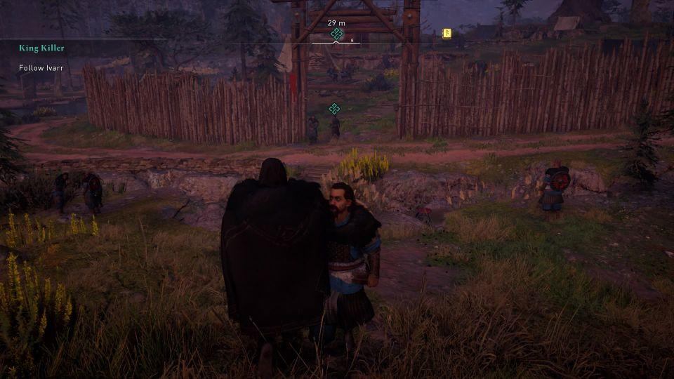 ac valhalla - king killer guide