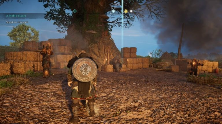 ac valhalla king of the hay people guide
