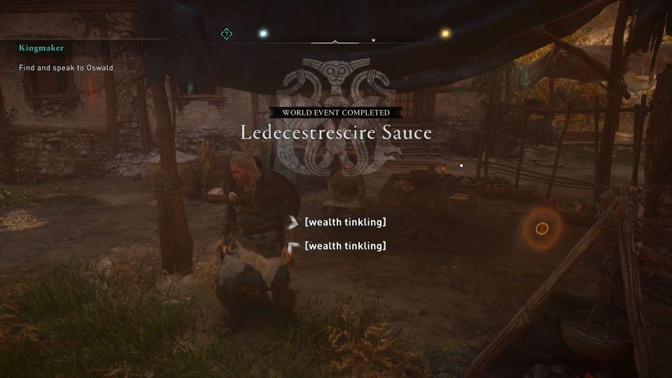 ac valhalla - ledecestrescire sauce how to find eel