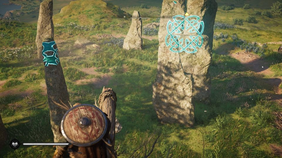 ac valhalla - lord and lady standing stones mystery