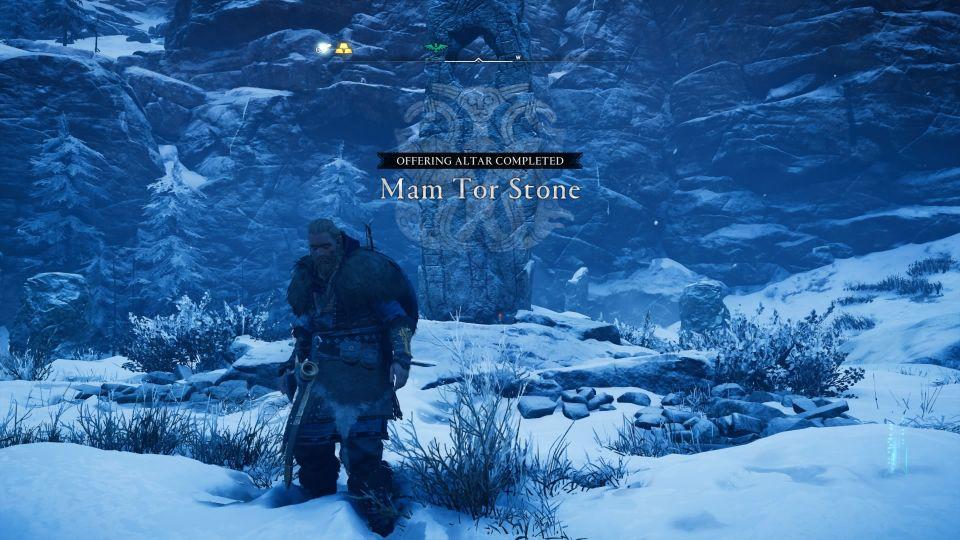 ac valhalla mam tor stone walkthrough
