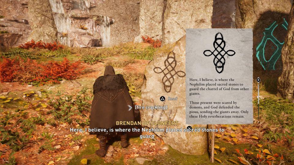 ac valhalla mycel fold standing stones guide