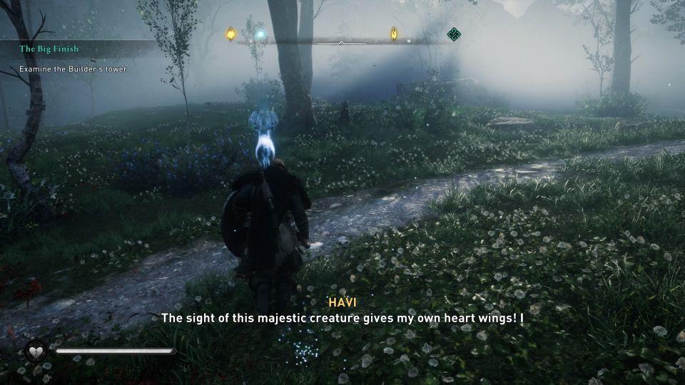 ac valhalla - noble harts walkthrough
