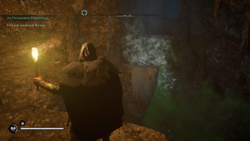 ac valhalla - old cellar guide